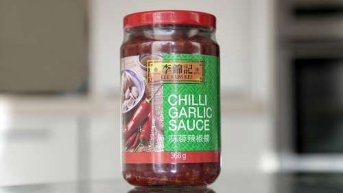 Chili Garlic - 368 G.