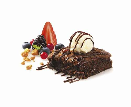Brownie Gelart