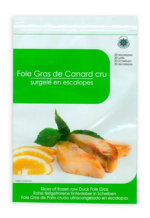 Escalopes de Foi