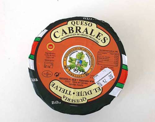 Queso cabrales mini